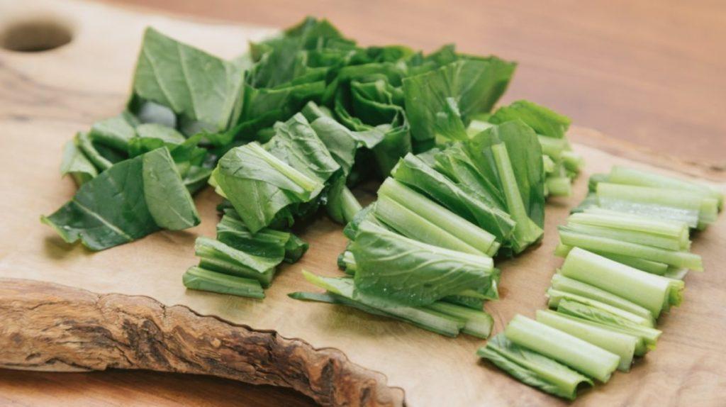 小松菜が美容・アンチエイジング成分の宝箱でした