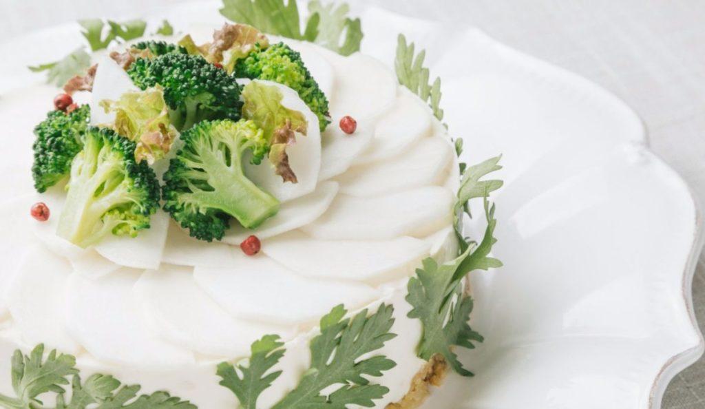 生で食べよう!ブロッコリー、じつは高い栄養素の持ち主なのです