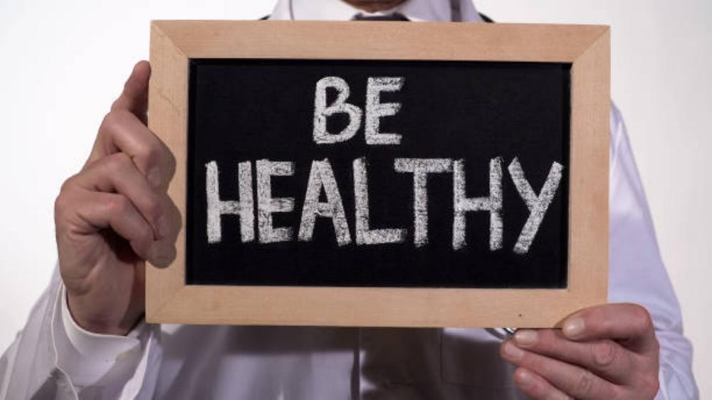 健康になろう!