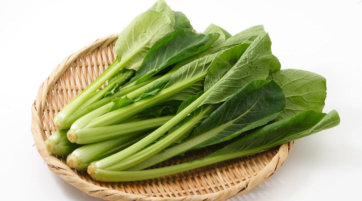 小松菜って栄養的には生と茹でるのどっちがいい?栄養を逃さない食べ方とは