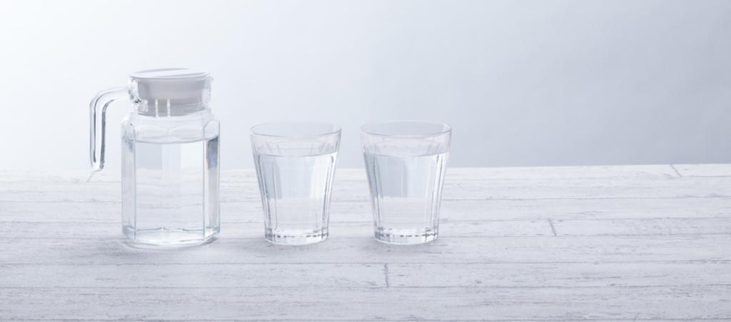 水分を取ることはデトックス効果を促します