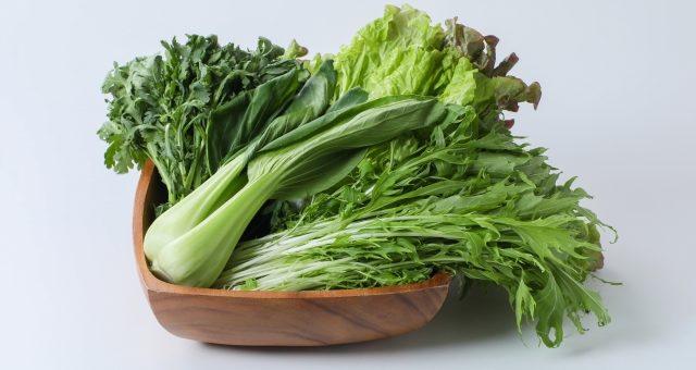 ほうれん草の代わりになるのはこんな野菜!