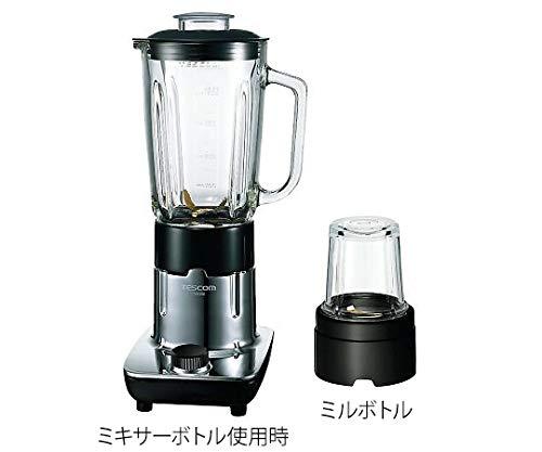 テスコムTM8300 メタルライン ミル&ミキサー  5876円(税込)