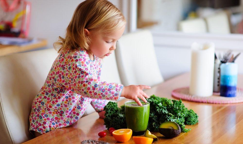 野菜ジュースを飲ませるときに注意すること