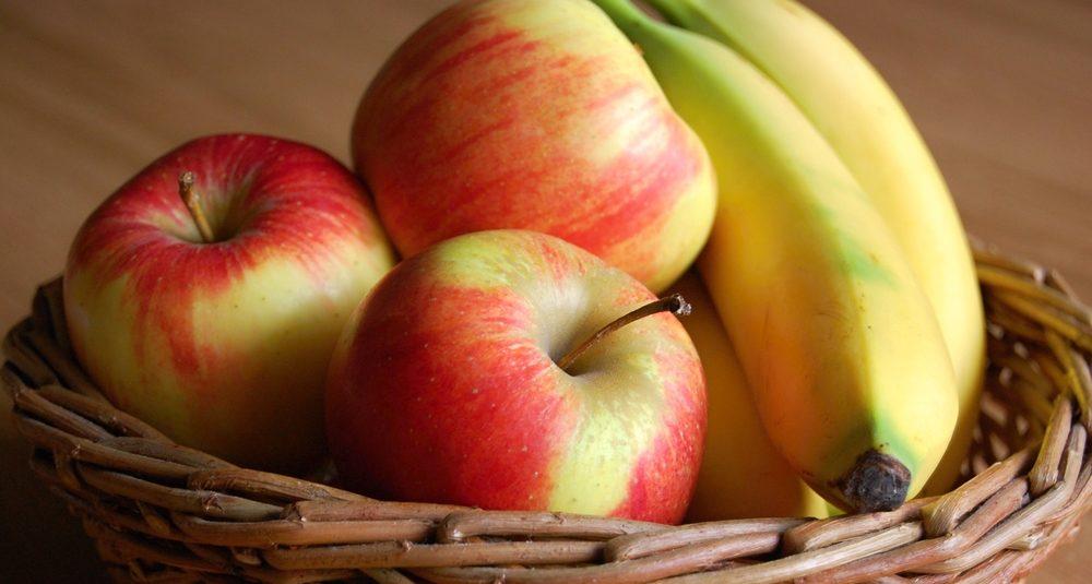 りんごバナナ