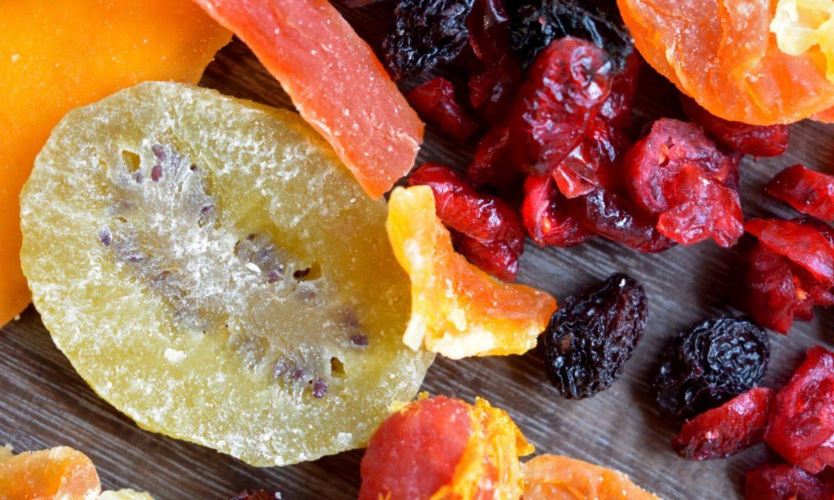 ドライフルーツの栄養価は生の果物よりも高い?効果や効能は?