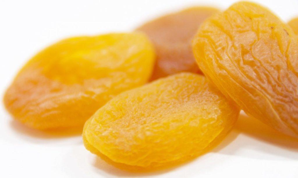 杏のドライフルーツ