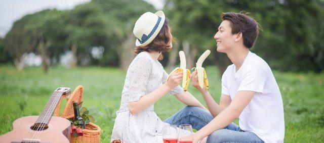 バナナを食べたらどんな効能があるの?
