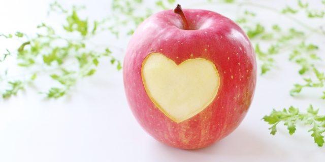 皮つきりんごがもつ栄養と効能、おすすめのたべ方(まとめ)