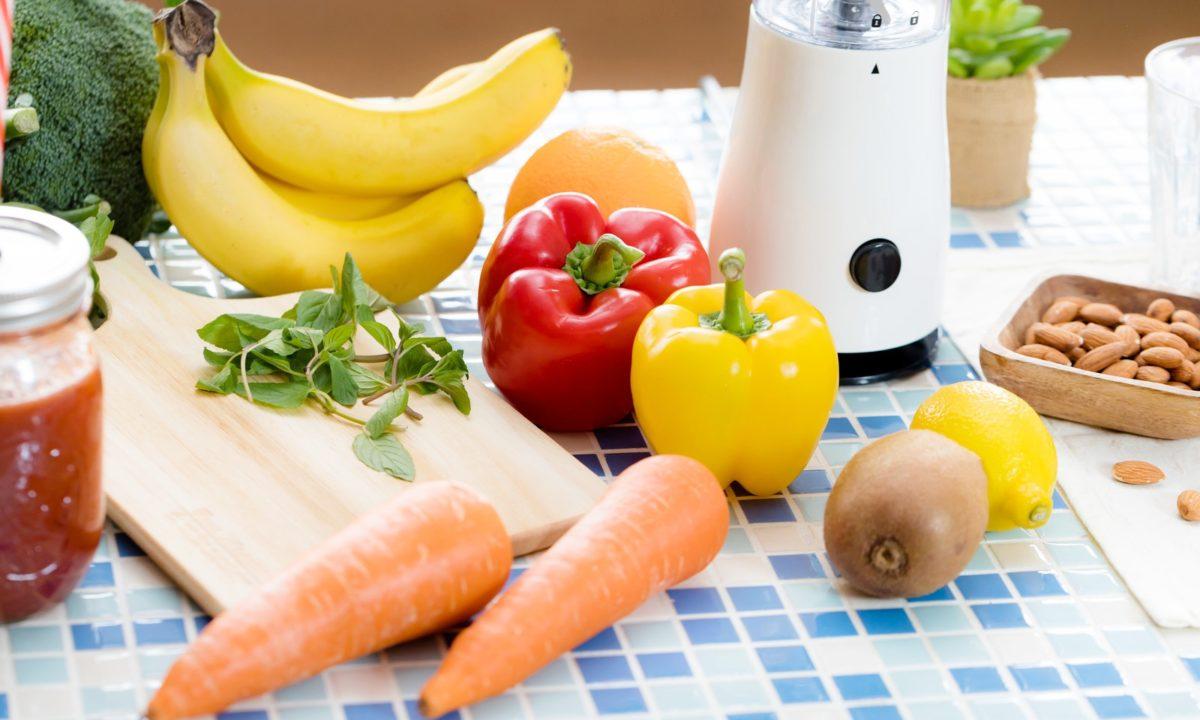 野菜ジュースの材料は野菜宅配がおすすめ!野菜宅配でお手軽野菜ジュース生活