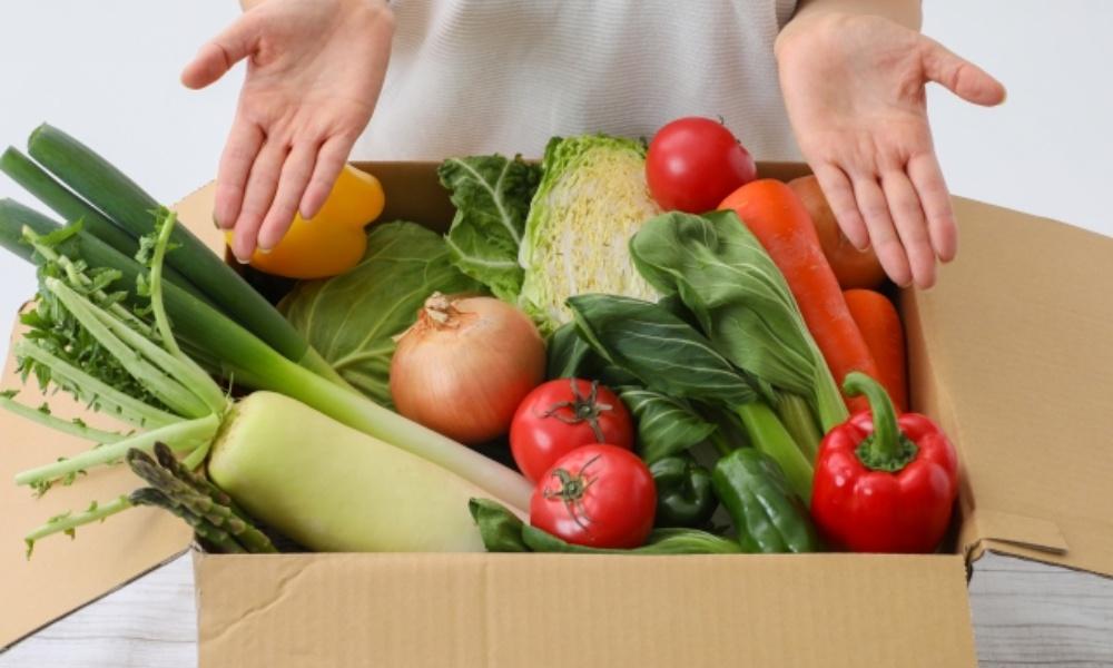 スムージー用に有機野菜を常備するなら野菜宅配がおすすめ!