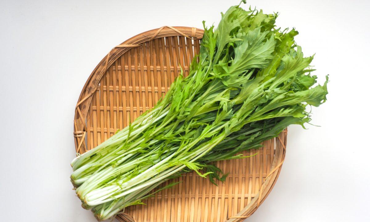 水菜は栄養たっぷりの優秀野菜!その効能とは?栄養を逃さない食べ方も