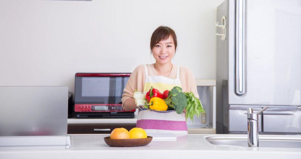 しなびた水菜を復活させる方法