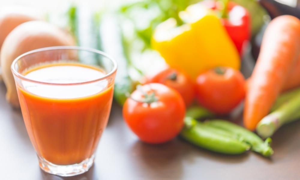 野菜ジュースの原材料