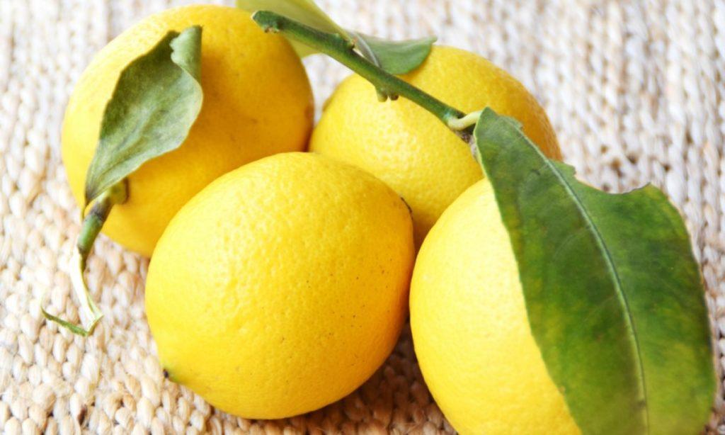 レモンを使用する場合、注意したいこと