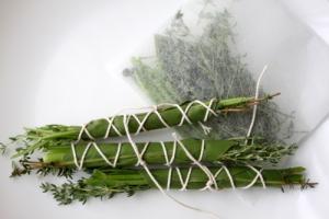 パセリの茎を使ったレシピ画像