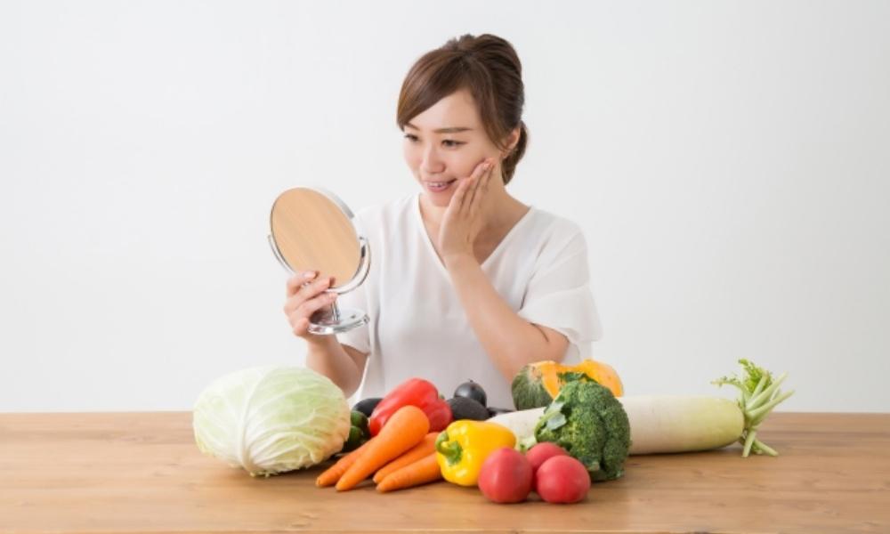 なぜケールで美容?どんな栄養美肌に効くのか!