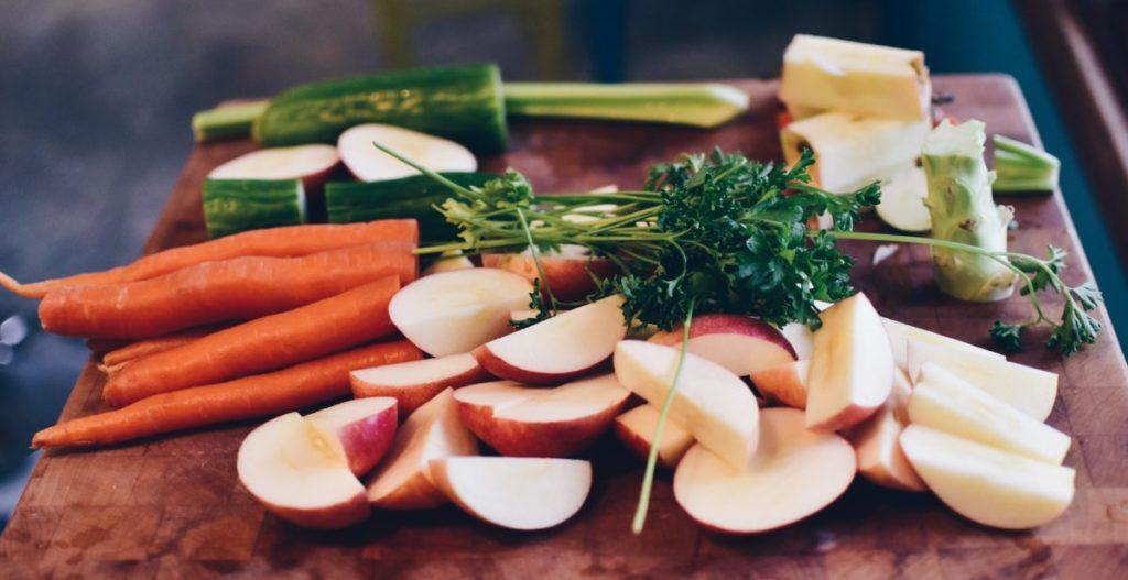 「ぼそぼそ、もさもさ」りんごの活用レシピ