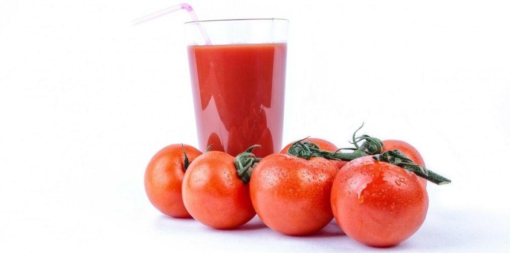 特におすすめ:トマトジュースにオリーブオイルをちょい足し!