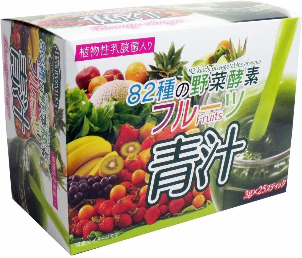 Hikari 82種の野菜酵素 フルーツ青汁