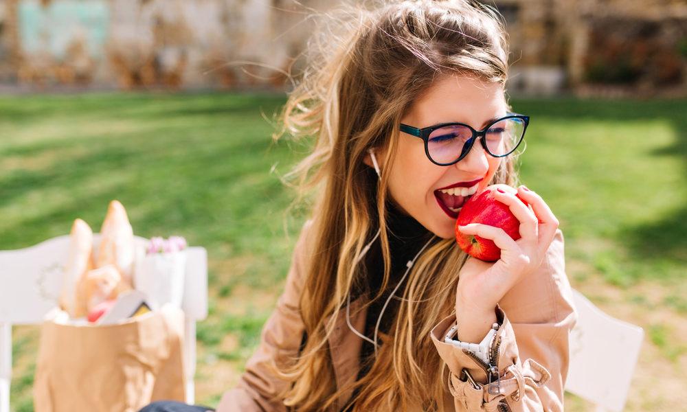 皮つきりんごの栄養で生活習慣病を予防!健康と美容に効く皮の栄養とおすすめの食べ方