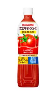 トマトジュース(カゴメ トマトジュース食塩無添加 100ml)