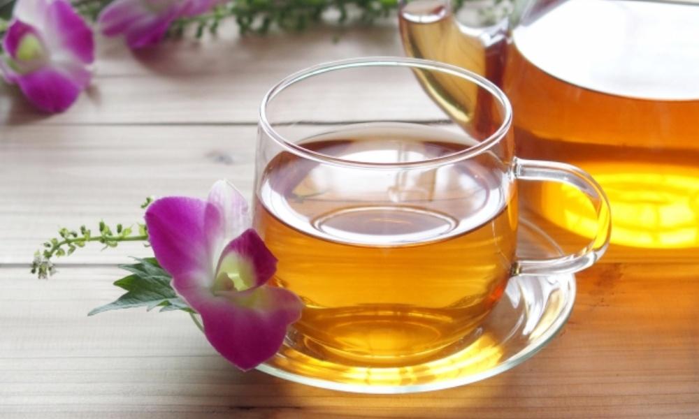 アボカドの種のお茶の作り方