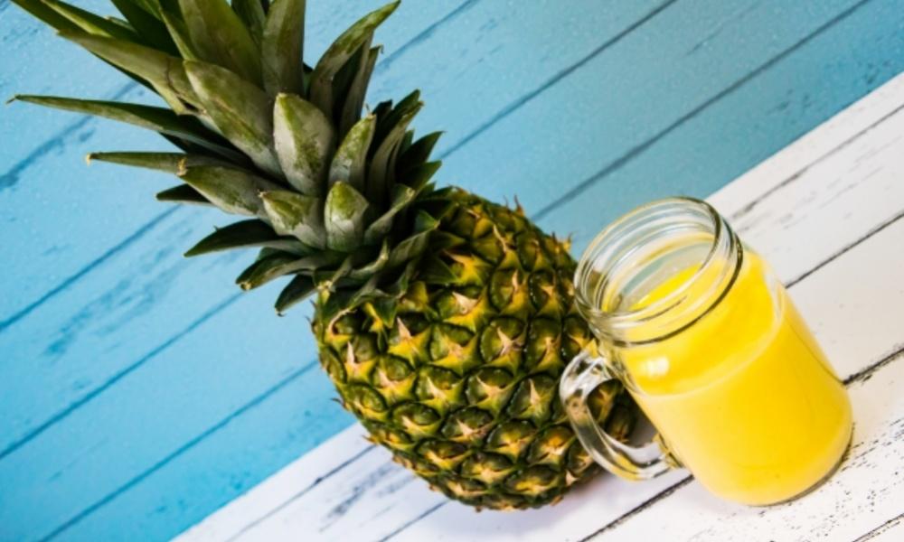 パイナップルの芯活用レシピおすすめ10選