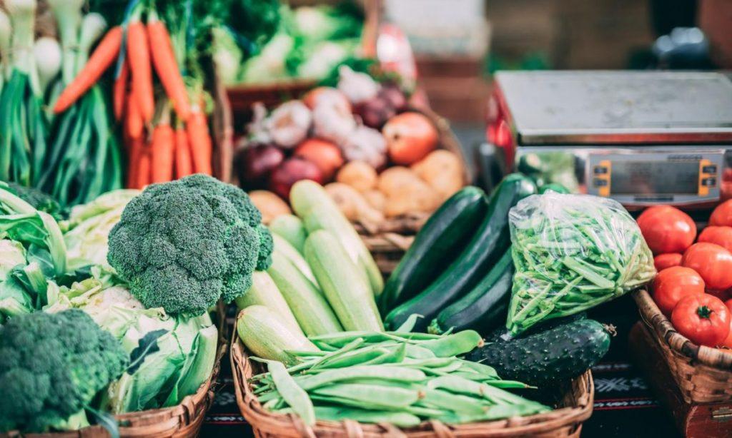 でんぷんを多く含む野菜(根菜類)