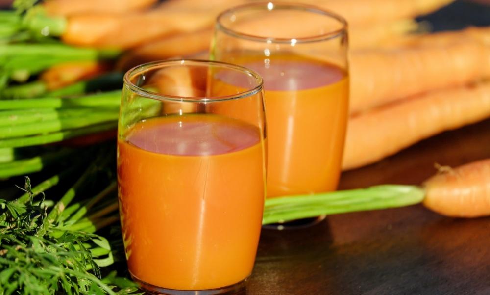 にんじんジュースの栄養と効能まとめ