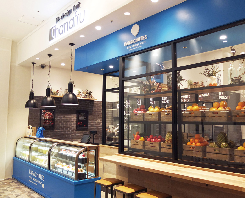 hanafru新宿マルイ本館店