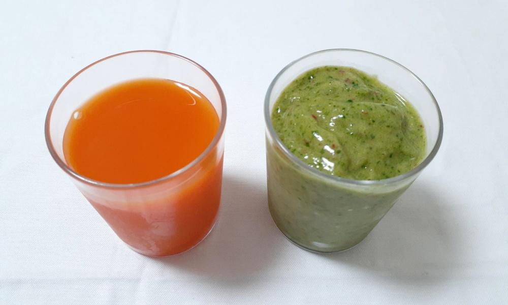 濃縮還元とストレートの栄養はあまり変わらない