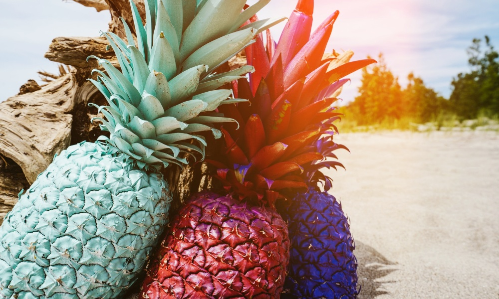 パイナップルに含まれている主な栄養
