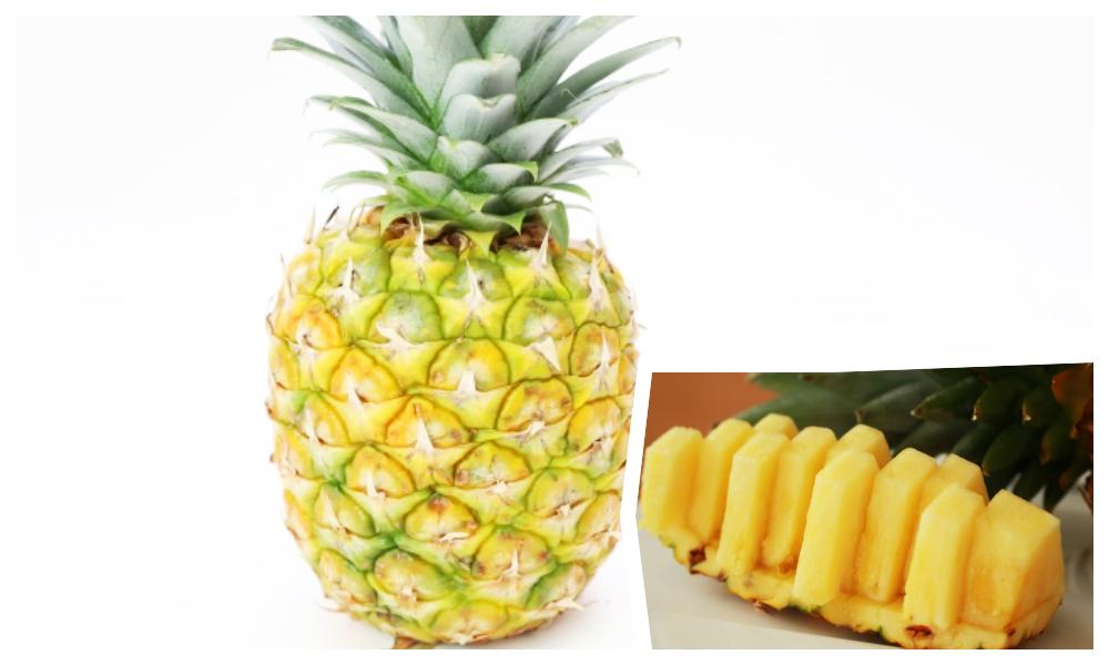 パイナップルの栄養の効果と効能を紹介!実は美容と健康にとても効果的
