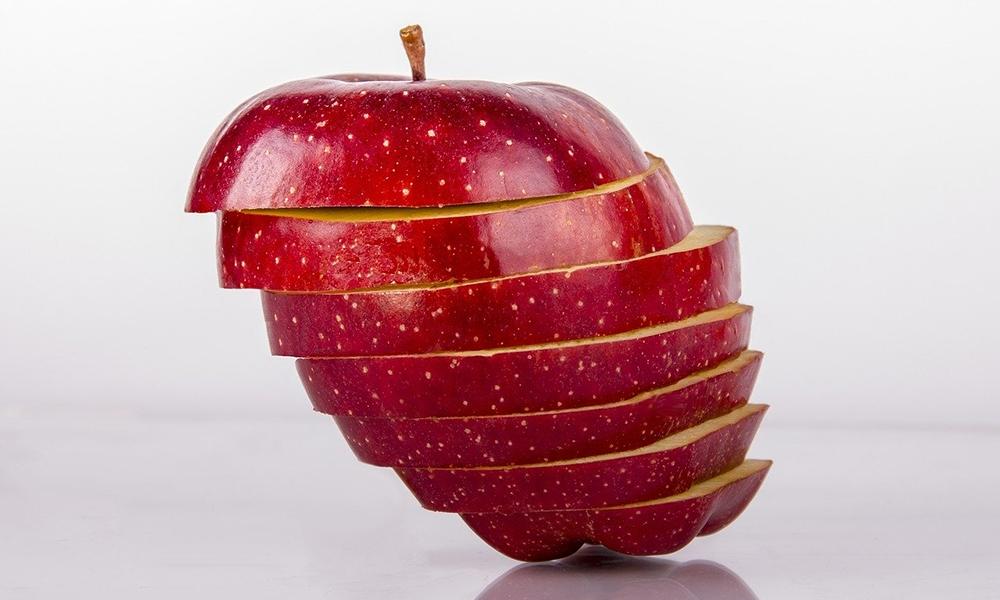 りんごパワーを余す事なく取り入れる食べ方