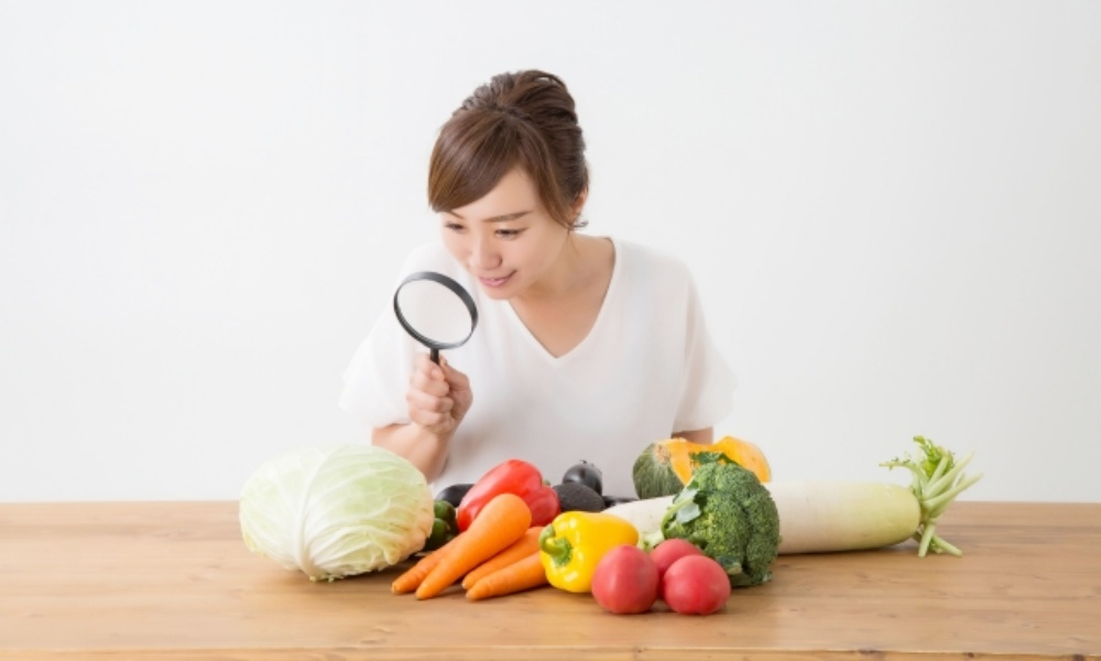 チンゲン菜の栄養の効果・効能