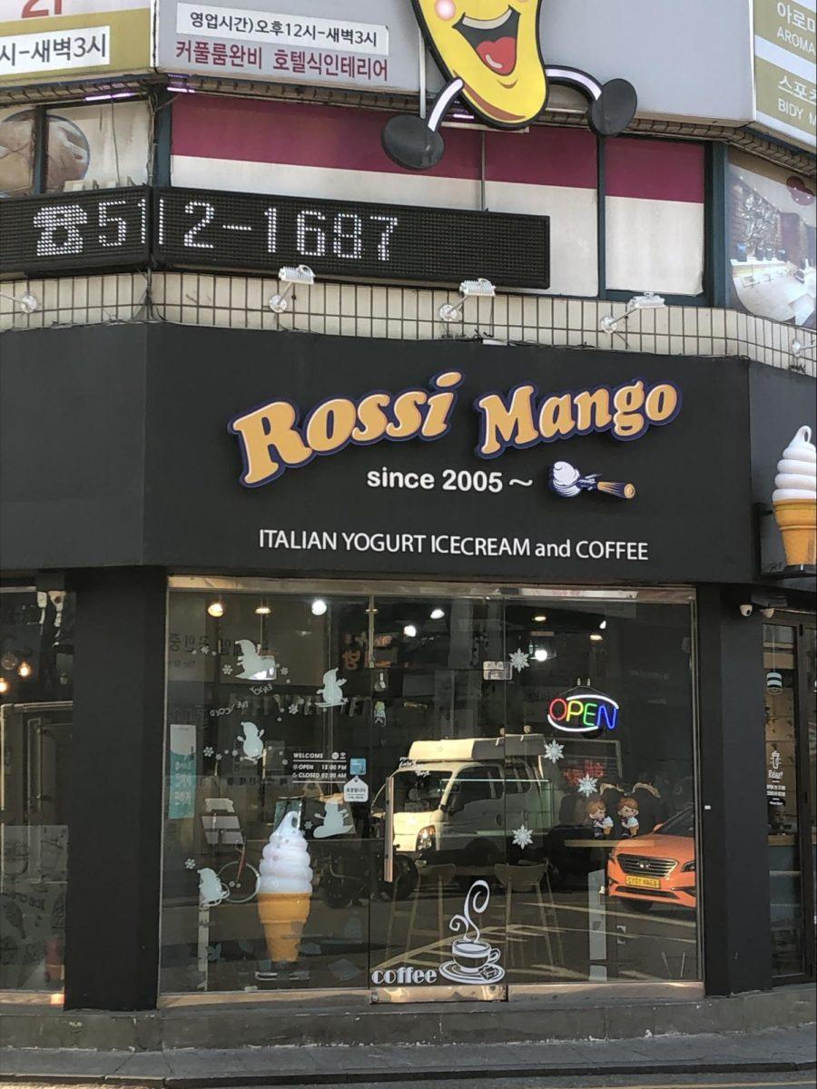 Rossi Mango(地下鉄9号線925 シンノニョン신논현駅)