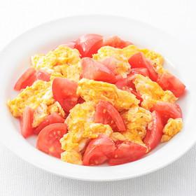 トマトと卵の相性は抜群