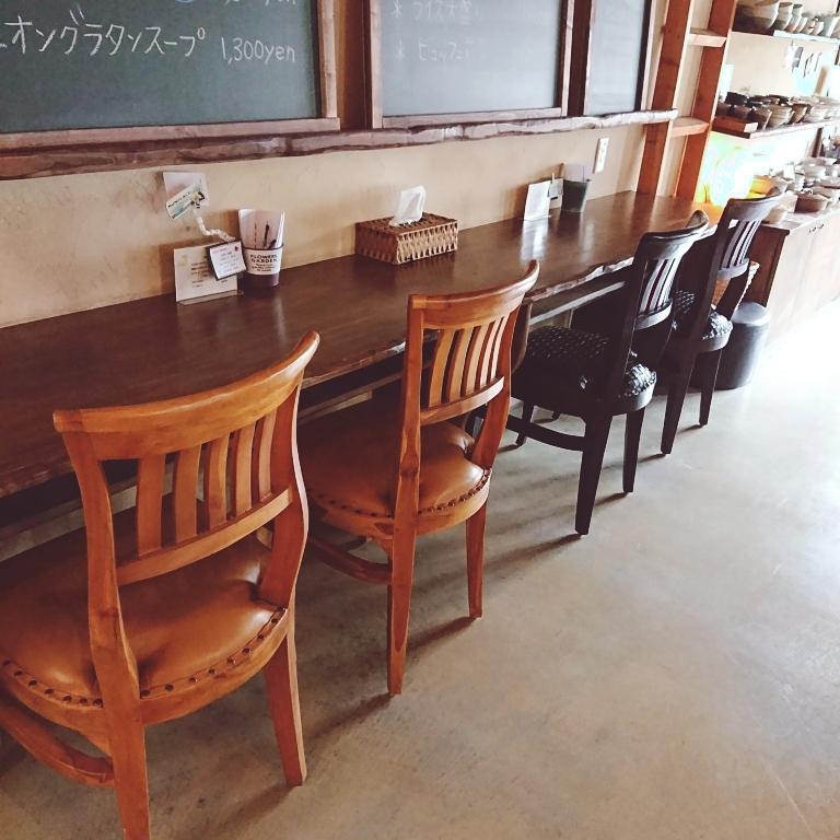 器(うつわ)カフェ アンモナイト
