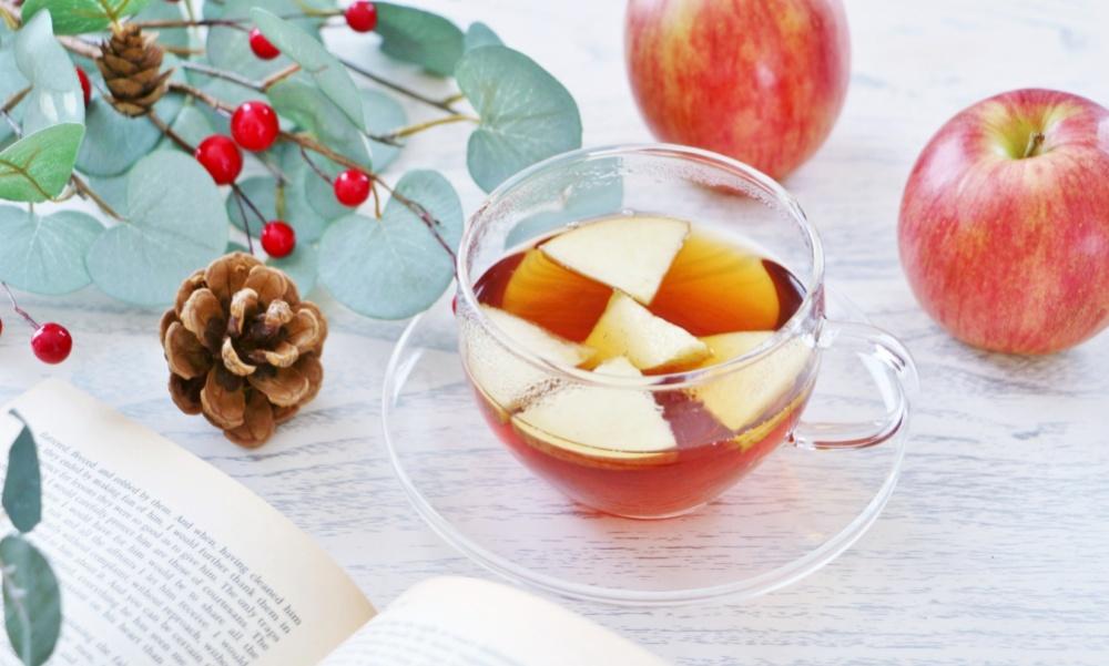 りんごジュースの効果はこんなに!