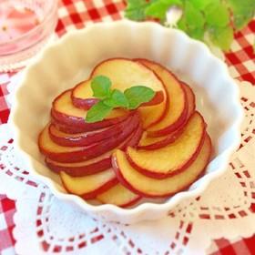 簡単時短 焼きりんご