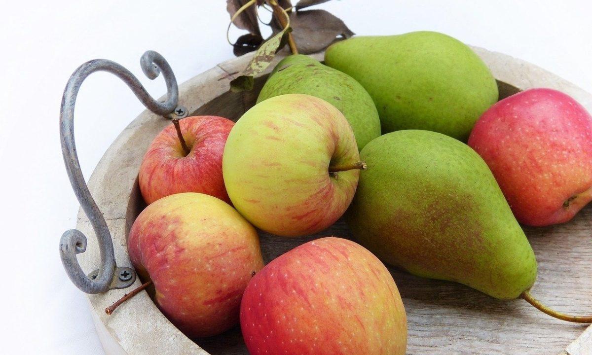 りんごと梨の違いって?!身近な万能フルーツの効能は驚くほど多かった!