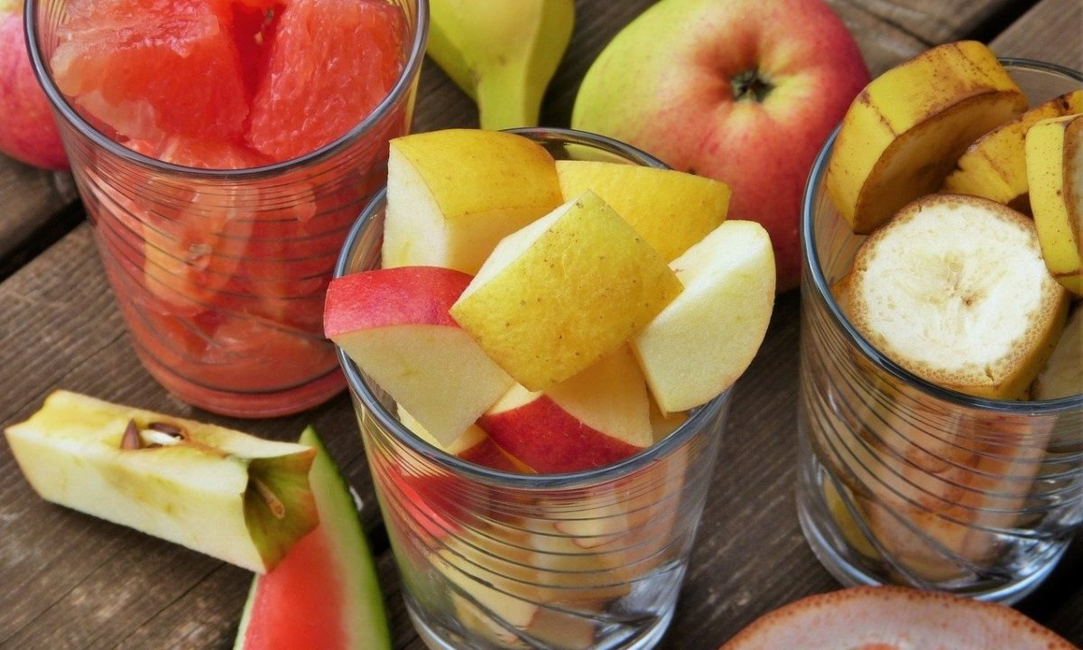 りんごと梨のオススメの食べ方