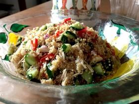 キヌアのサラダ(コストコ風)のレシピ