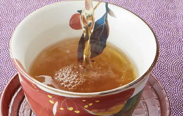 明日葉茶の作り方