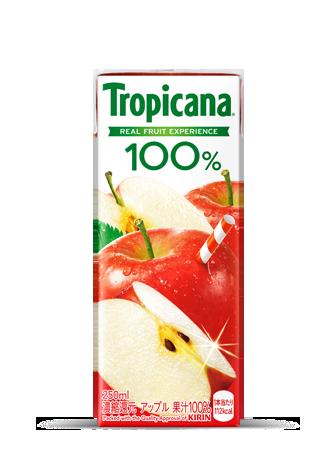 1位 トロピカーナ100%