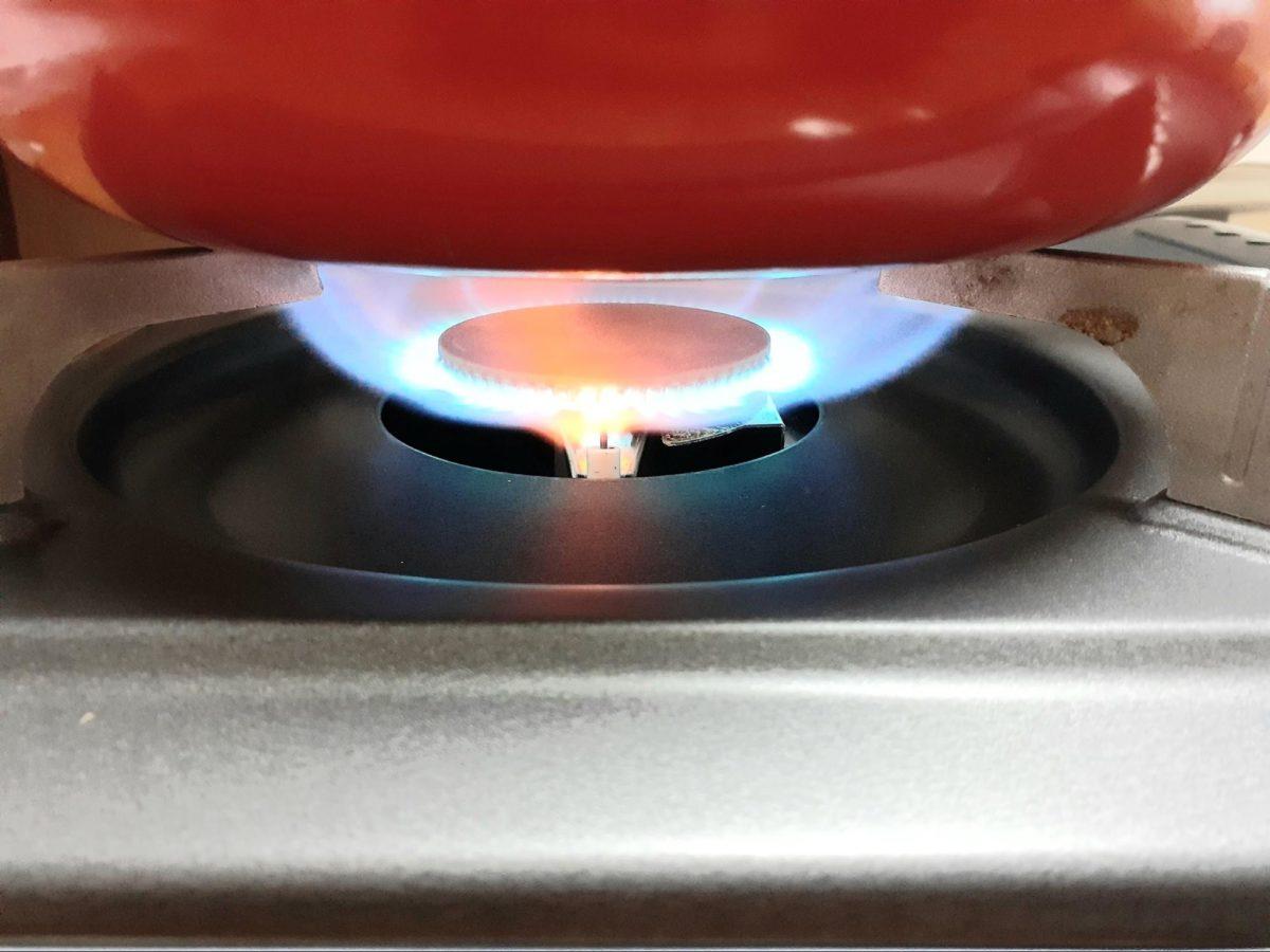 高温(175℃以上)で酸味の元を分解する