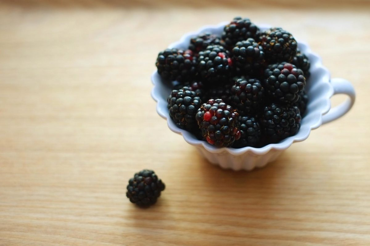 ブラックベリーは妊娠中に食べても大丈夫?妊娠中に果物は積極的に摂るべきだった