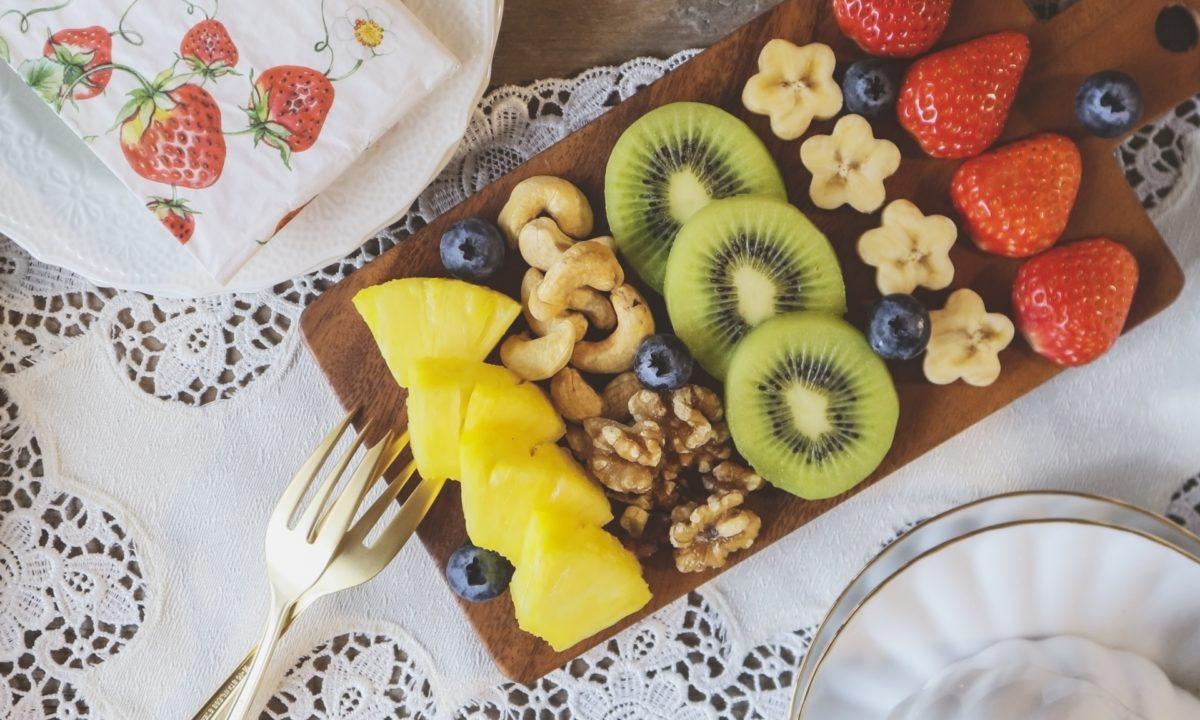 パイナップルのカロリーと糖質量