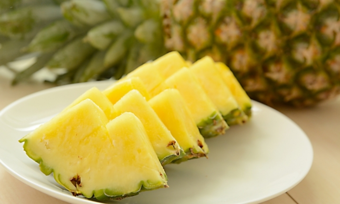 パイナップルダイエットは痩せるの?太るの?徹底解説【むくみ解消にも効果的!】